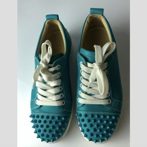 Christian Louboutin Junior Spikes Sneakers 38.5
